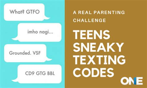 Teen and texting codes png 500x300